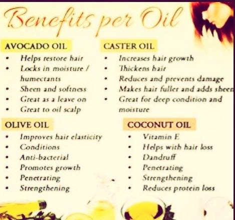 OILS🍯  DONT BE AFRAID! Oil is ammmazziiiiinnng!!!when used properly, Oil can do everything from making your hair shiny and healthy to being used as deodorant!