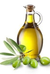 Add a touch of natural olive oil to your bath for luxurious results, helps clear pores and motorise your body