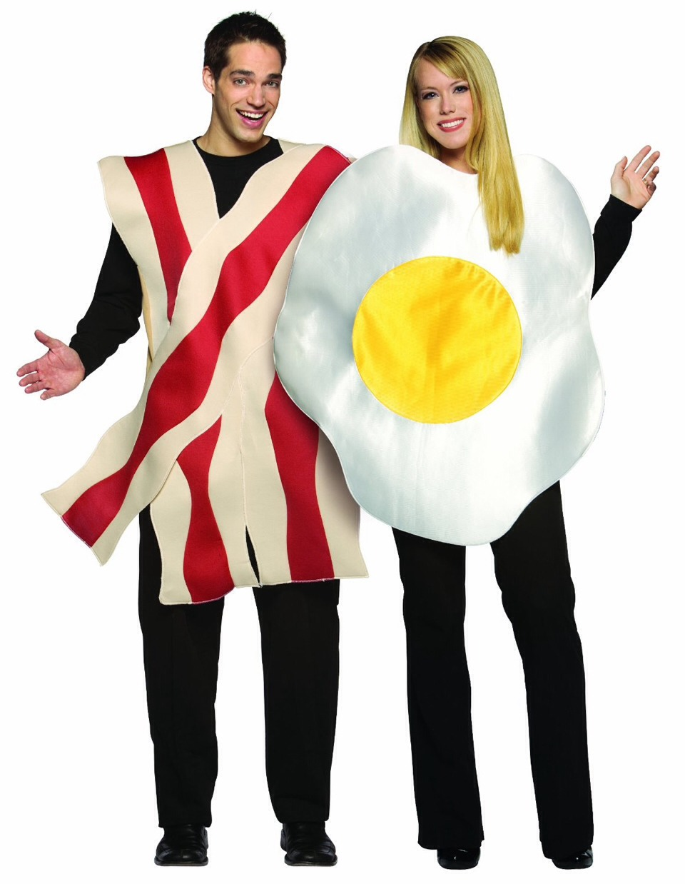 eggs and bacon!