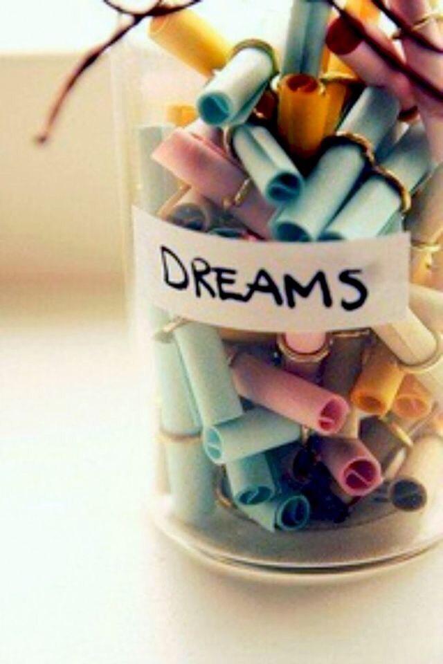 Dream jar that makes cute decoration!