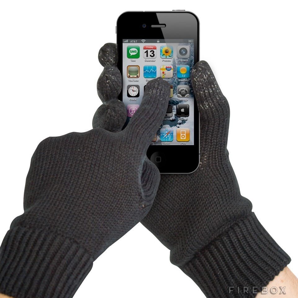 Touch screen gloves- any or tech