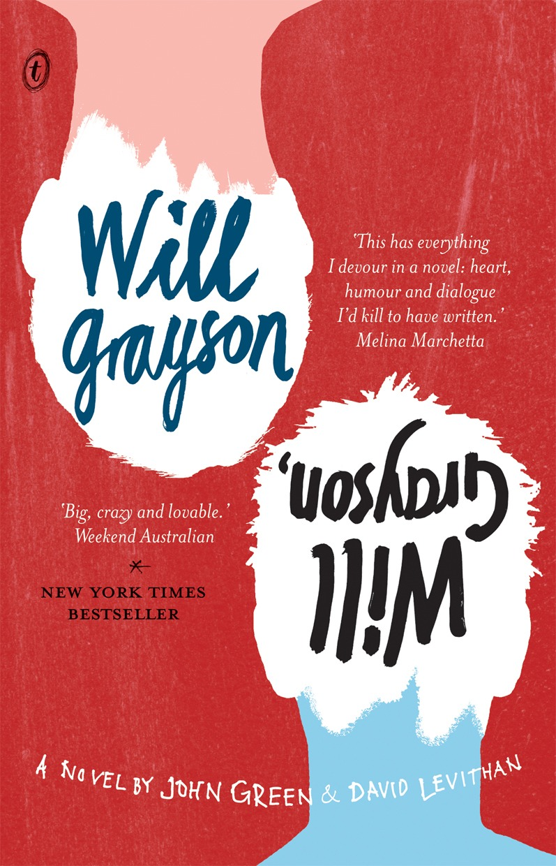 Will Grayson, Will Grayson by John Green and David Levith