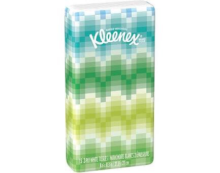 11. Tissues areAMUST HAVE for when u get a runny nose or spill something on yourself.