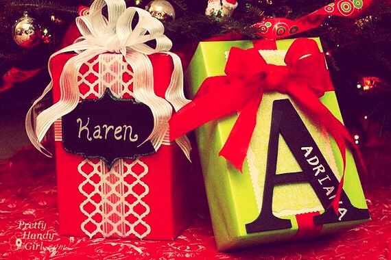 Gift wrap ideas! Love them, small creative ways to show you care. 😊