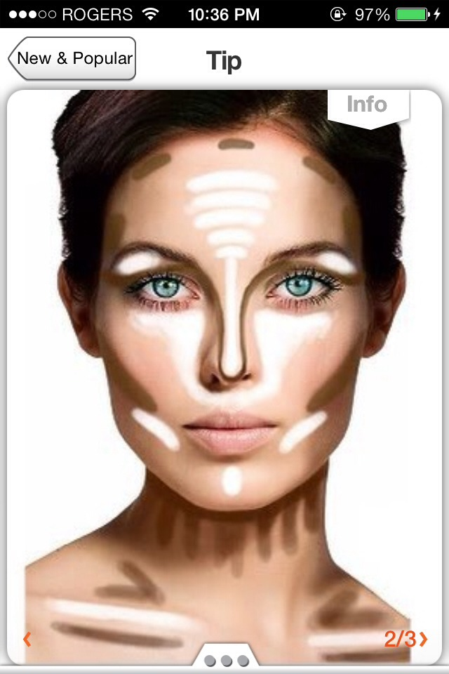 How To Apply Foundation Properly! By Hannah Liboiron