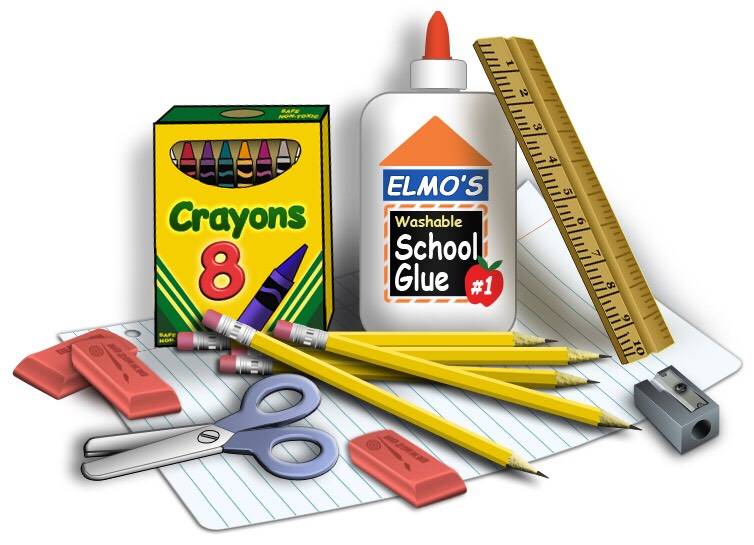 So it's 1am and you're out of glue for your science project that's due first period tomorrow, scratch that, TODAY. Don't be that person - stock up before school! Keep an extra poster board, glue bottle, etc in a little corner so you're never stuck.