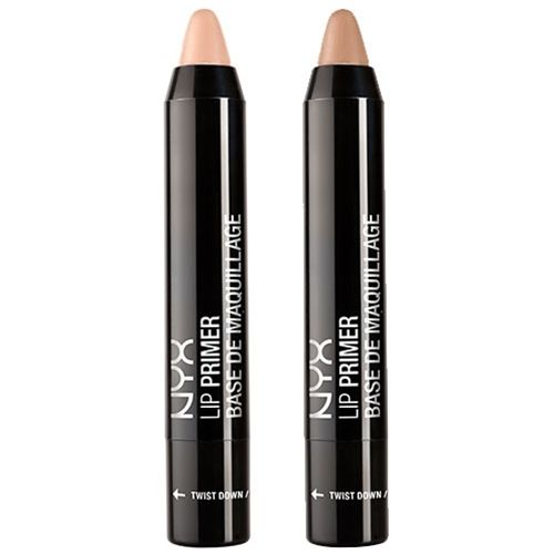 besides just keeping ur lip color in place, this primer works to make an even canvas for the lipstick, meaning the color will really pop. NYX Cosmetics lip primer, $6.99, ulta.com