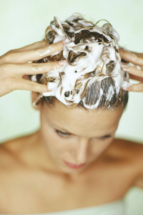 The washing is a tricky part. Make sure you wash your hair thoroughly to remove unwanted residue (oils) etc.