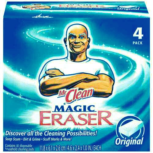Grab a Magic Eraser.. Off brand is fine.  Wet it just a little and literally erase it right off!!