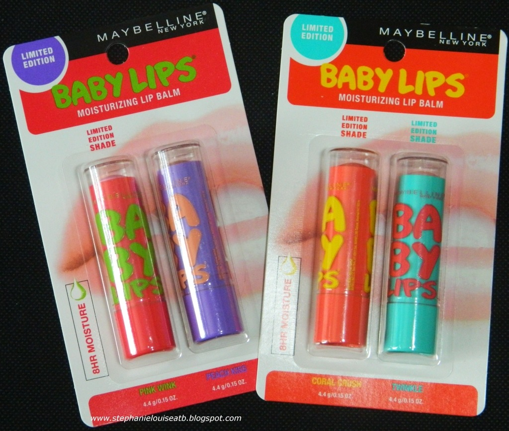 Then put a baby lips in!