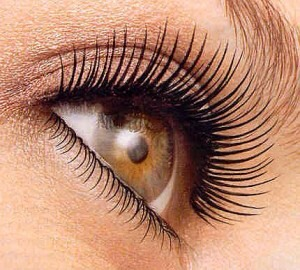 Now you're ready to rock 'em smokey eyes with the perfect application of your false eye lashes! :)