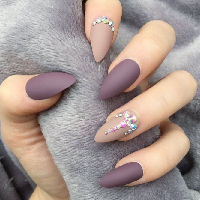 Nail Inspo/ Instagram Nails by Adeeba H , Musely