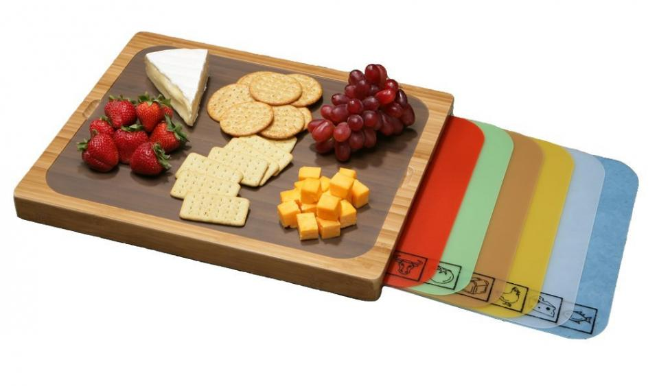 http://homegadgetsdaily.com/seville-classics-bamboo-cutting-board-with-removable-cutting-mats/
