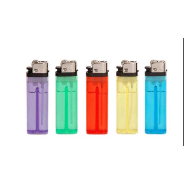 Lighter:  You may be a smoker or even just for emergencies its a great item to have in your bag.