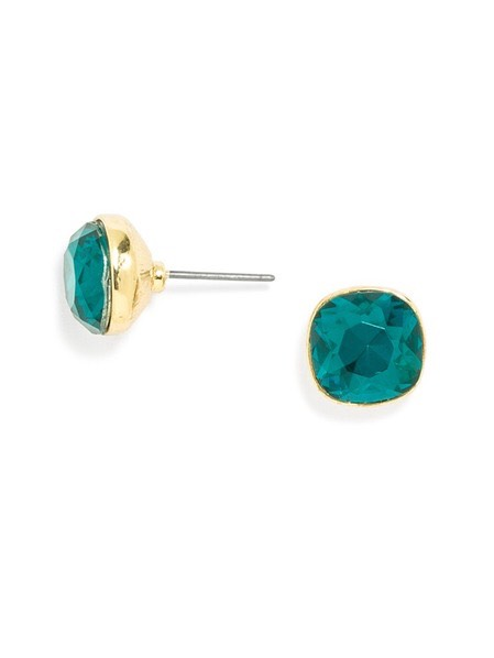 A Pair Of Stud Earrings Studs are classic and easy. Add them to any look and you'll be glad you added some glitz into your life. Studs are a great everyday accessory that you don't have to put much thought into.