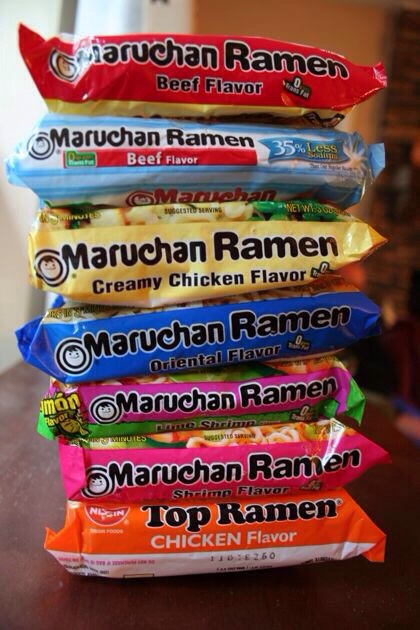 If you love ramen, or just have a ton of extra packets lying around, here are some creative ways to jazz it up...