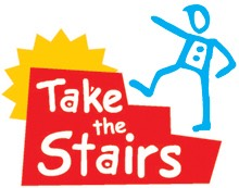 Leave the lift or escalator and take the stairs whenever possible