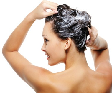 Cut down on washing your hair