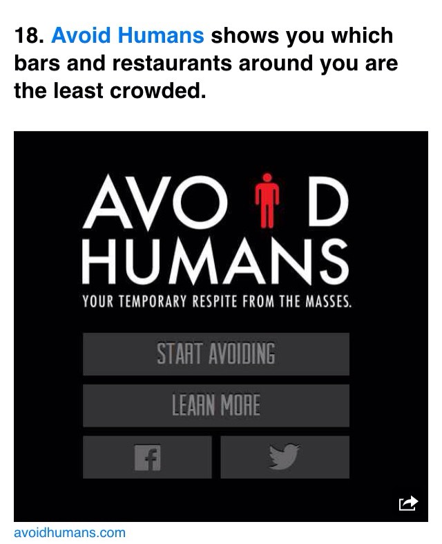 avoidhumans.com