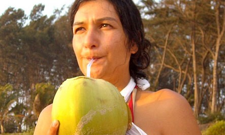 Coconut Water The simplest thing on the list
