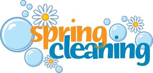 Wait it's Spring? Time to get out that vacuum and mop. First, here are some helpful tips.