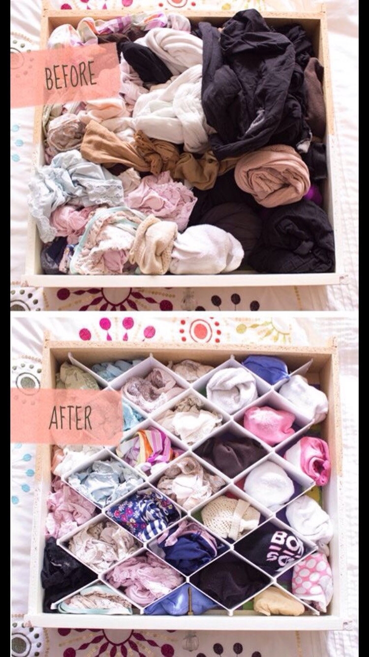 A better way to organize your stuff