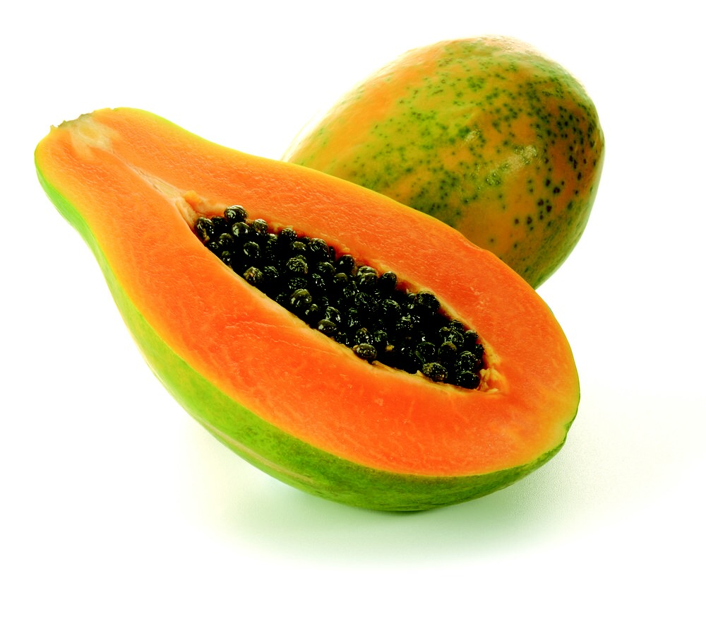 Your skin requires gentle exfoliating thrice a week. Take a piece of papaya and apply the thick pulp on your face. Rinse after after 30 minutes, first with warm water followed by cold water. The dead cells will be exfoliating and your skin will be polished.