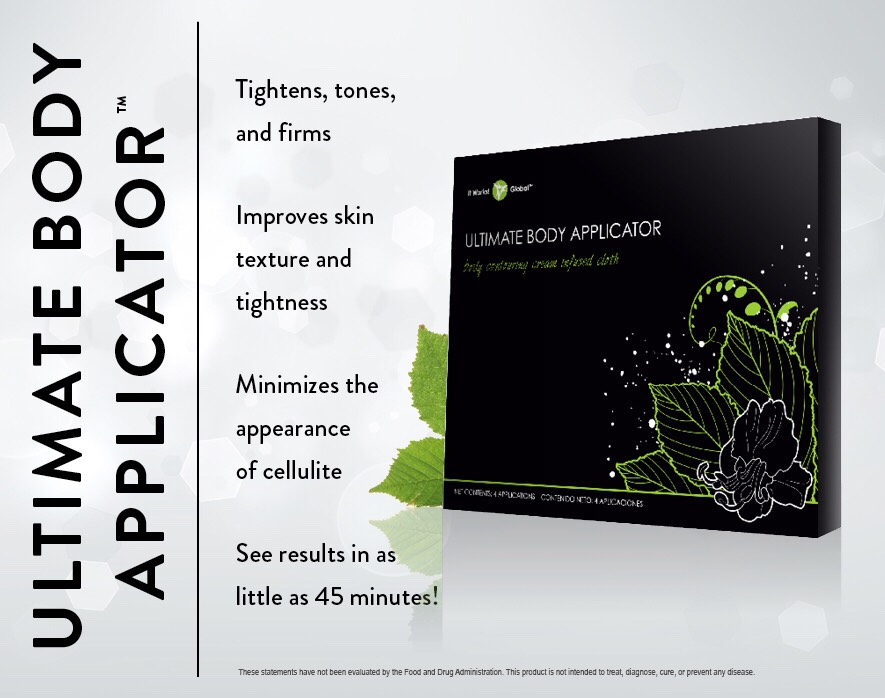 It Works Body Wraps make it simple to tighten, tone, firm and smooth the skin in 45 minutes! Eachboxcontains 4 body wraps (a full treatment!), so you can finally achieve thebody thatyou have worked so hard for!!  Order here:http://bit.ly/IWBody-Wrap  Become a loyal customer andsave up to 40%