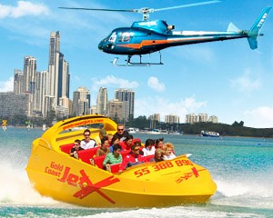 7.) boat and helicopter rides! Fun and awesome to do!