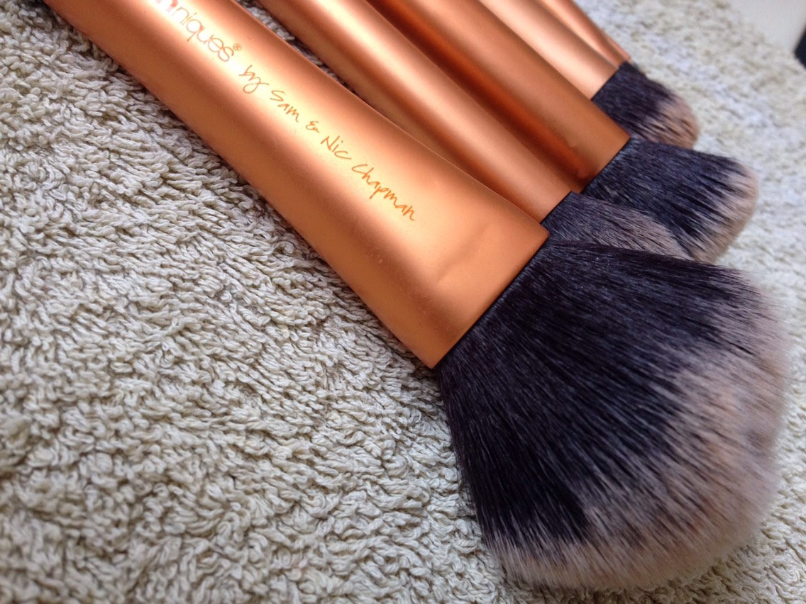 Then your brushes are clean 😃
