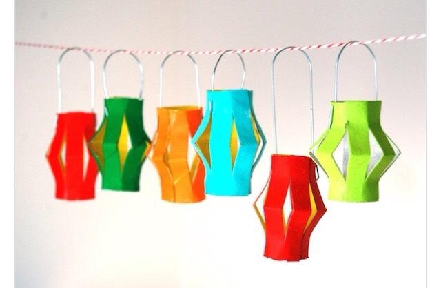 Cute little lanterns 💡