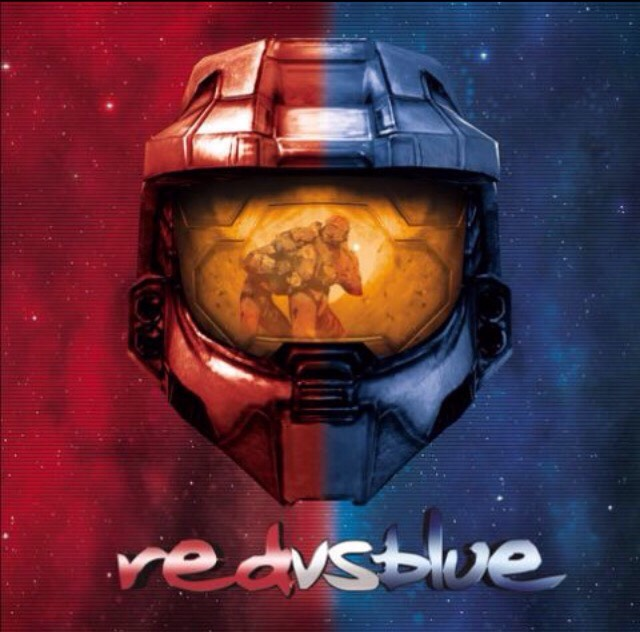 Red Vs. Blue. For the video game lovers!