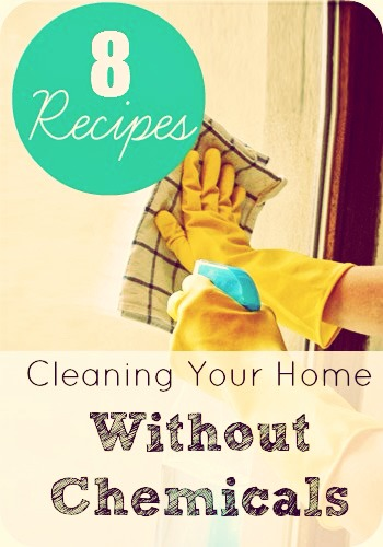 I actually love making my own household cleaners.   They are not only super easy to make it also means I have to run to the store less often when I am out.  Another perk of making your own is that you never have to feel guilty about having kids clean.  These are safe with no toxins!!