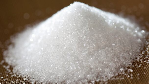 Sugar: This is the actual scrub part that gets rid of your dried, chapped lips