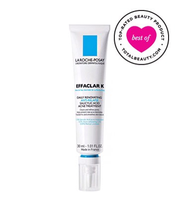 """✅ BestAcne Product #7: La Roche-Posay Effaclar K, $30.99 