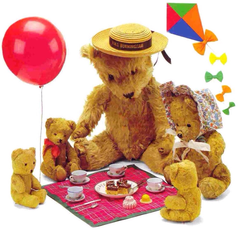 Why not organise a teddy bears picnic.  Cheap easy and lots of fun.   Things you'll need.  Teddy bear.  Blankets Picnic basket  Food  Cups ( not forgetting a cup for the bear too)  And a place to have it - why not the park. It's free