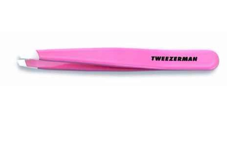 22. Tweezerman Tweezers: Plain and simple: These are the best tweezers out there. (Their secret: a super-sharp slant that lets you grab onto even the tiniest of hairs.) The full-size version usually tops $20 at Sephora, but the mini pair is a few bucks cheaper and works just as well.