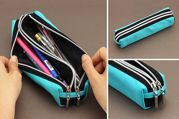 Next is my pencil case with just ordinary stationary