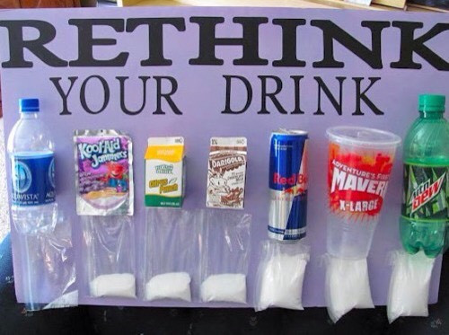 Think twice before touching that soda...
