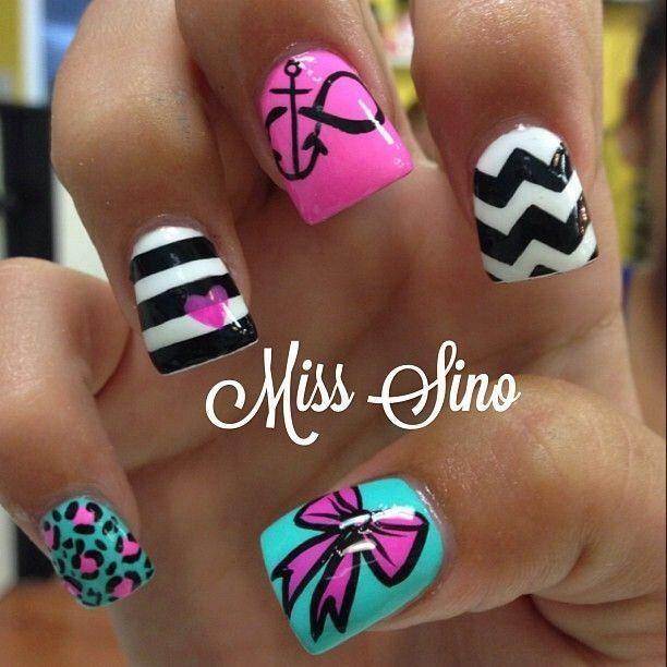 Bow design nails images nail art and nail design ideas bow design nails images nail art and nail design ideas bow design nails image collections nail prinsesfo Images