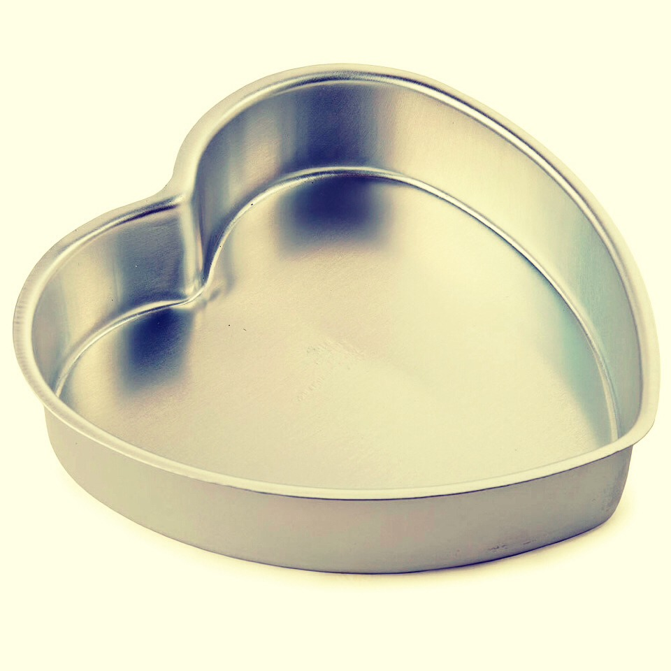 Pour batter into a cake pan. Shallow is good. Place cake on middle rack of pre heated oven.(450 degrees). Cook for ten minutes or until a knife comes out clean after being dipped in center.