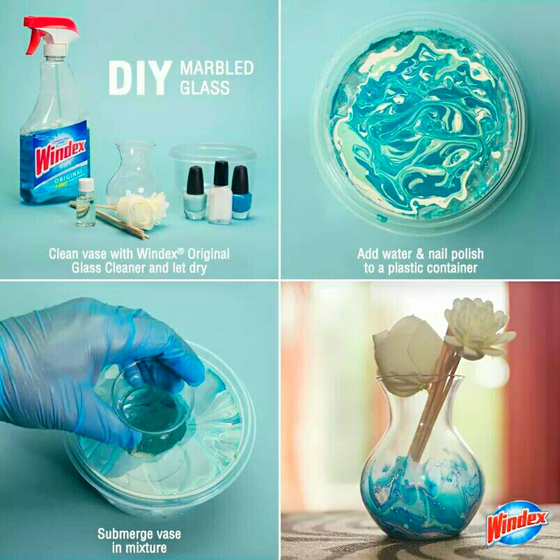 Make sure you try this activity outside, or with plenty of newspapers, plastic bags, or disposable wax paper to help catch any mess from the vase as it dries.