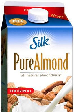 ALMOND OR REGULAR MILK - I recommend using almond milk for moisturizing and brightening properties but you can also use regular milk like I did if you don't have almond milk (: