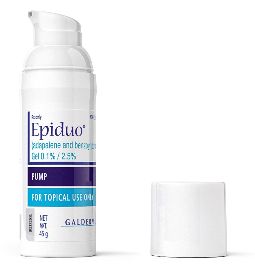 My dermatologist have me epiduo and explained carefully how to use it, it's been great and I've been acne free for 6 months now!