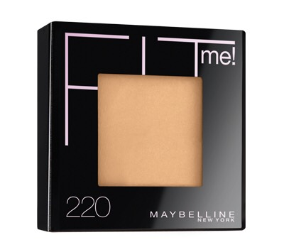 7) Maybelline FitMe! Pressed Powder I love this for setting my undereye concealer or for all over my face!