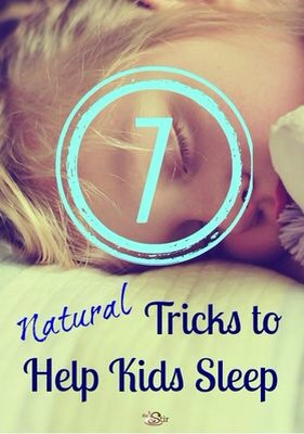 So what's a mom to do? I've been turning to natural sleep aids that are safe for kids and might actually get me some much needed rest!