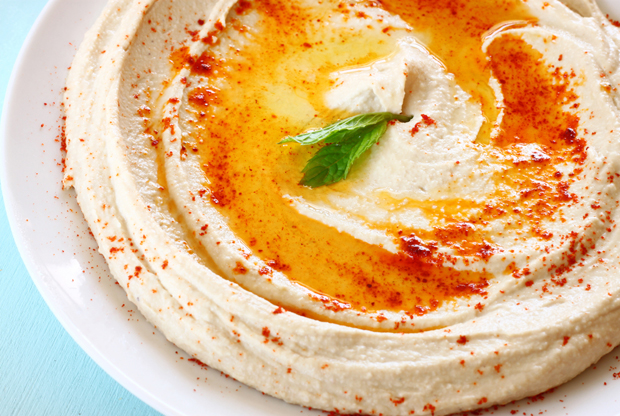 6. Hummus Hummus is another tryptophan-packed treat that will help you sail into the land of nod. Its calorie-dense recipe is also helpful to people who wake up hungry in the middle of the night, meaning putting this delicious spread into your regular snack cycle makes too much sense.