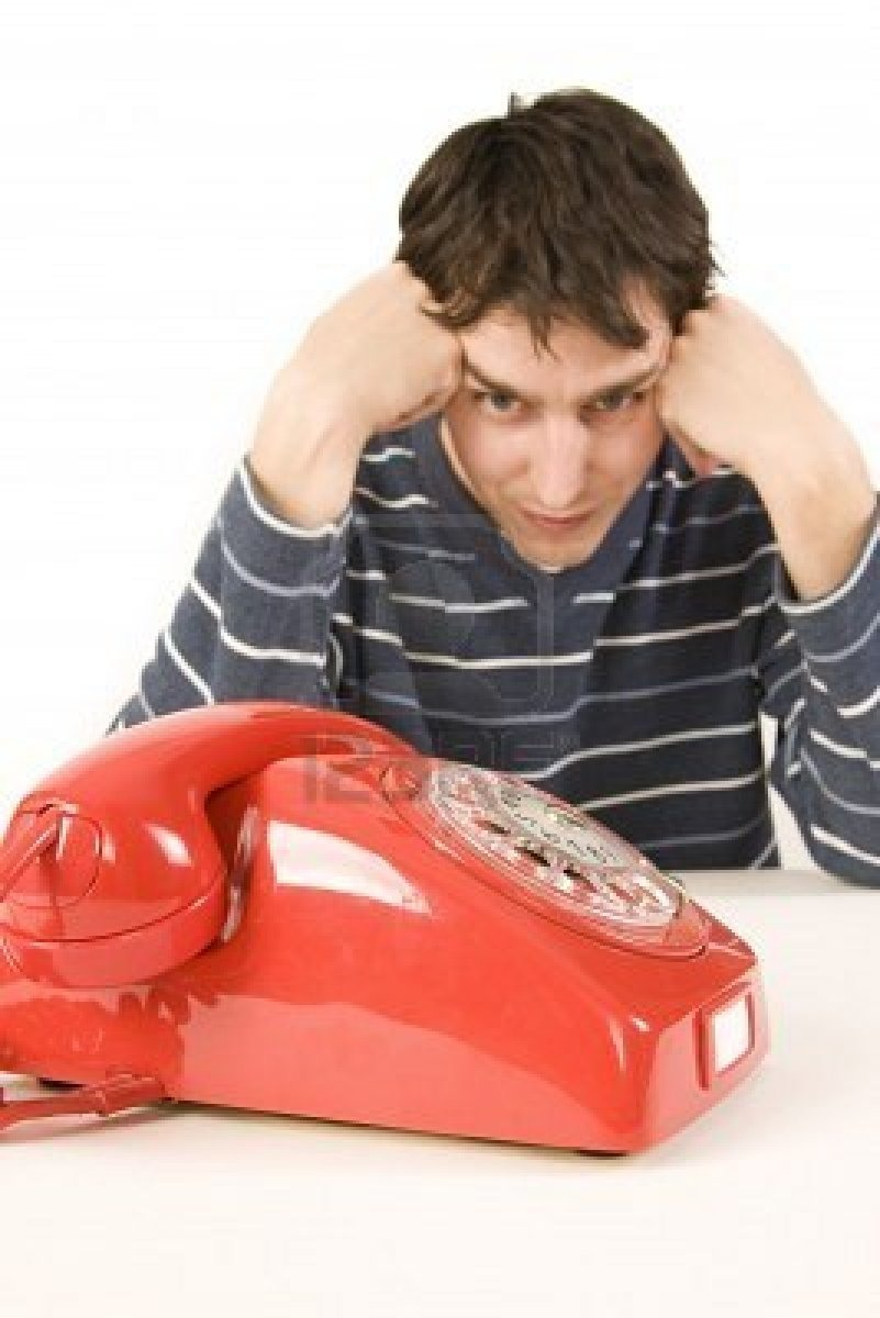 Guys wait too long to call after dates because they're secretly afraid to mess it up, or seem desperate.