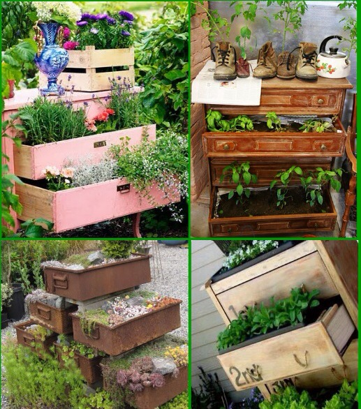 Don't throw away your old furniture
