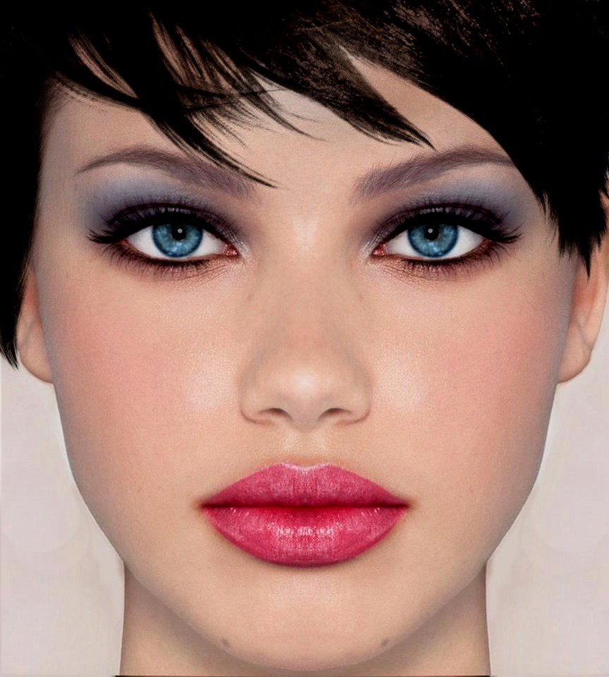^ GORGEOUS LIPS ^ ( here's how )